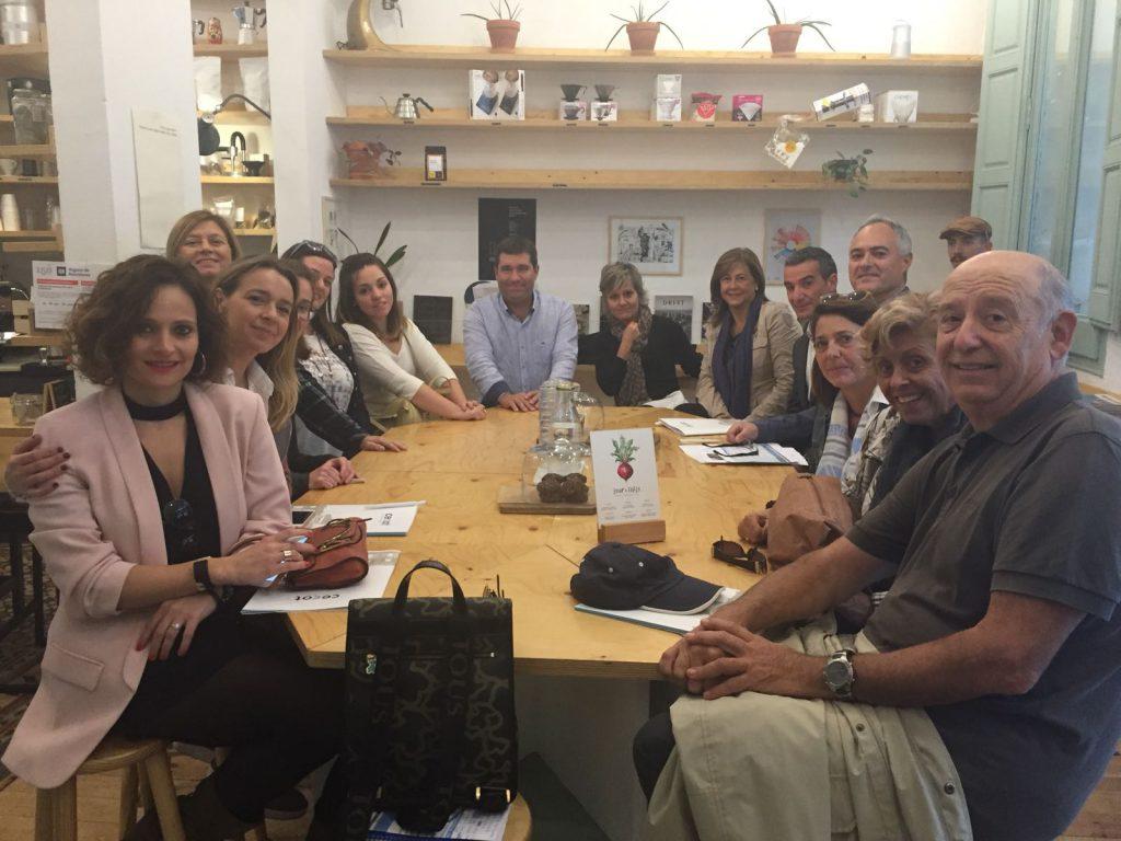 1r Retail Tour organitzat per Cecot Comerç a Barcelona
