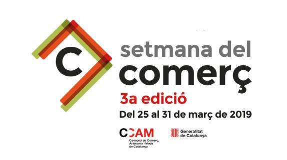 Setmana del Comerç del 25 al 31 de març