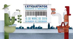 L'etiquetatge al Dia del Consumidor